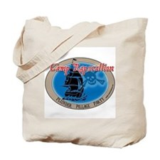 Camp Rapscallion Tote Bag