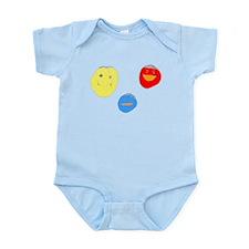Cute Vampires Infant Bodysuit