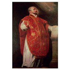 St. Ignatius of Loyola (1491 1556) Founder of the