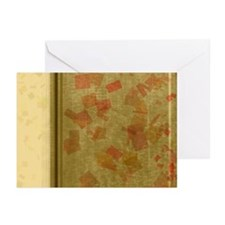Bamboo Squares Greeting Cards (Pk of 10)