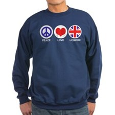 Peace Love London Sweatshirt