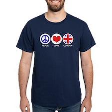 Peace Love London T-Shirt