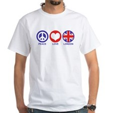 Peace Love London Shirt