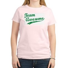 Custom Team Awesome T-Shirt