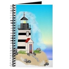 Lighthouse Beach Journal