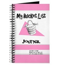 Ladies Bucket List Journal