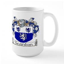 Scanlon Coat of Arms Mug