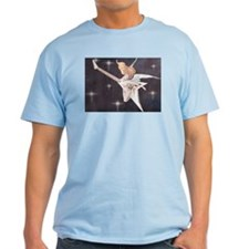 Rock Angel Flying V Ash Grey T-Shirt