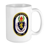 DDG-70 USS Hopper Large Coffee Mug