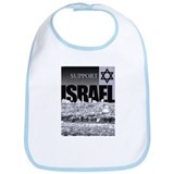Support Israel Bib