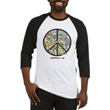 Super Hip Peace Asheville Shirt Baseball Jersey