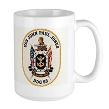 USS John Paul Jones DDG 53 Coffee Mug