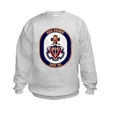 USS Stout DDG 55 Sweatshirt