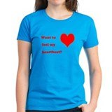 Feel my heartbeat Tee