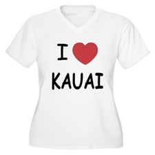 I heart kauai T-Shirt