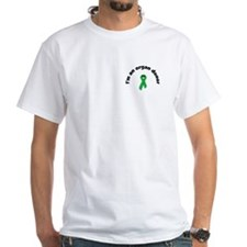 Shirt I'm a donor - ribbon