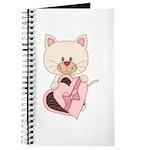 Sweetheart Cat Journal