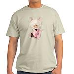 Sweetheart Cat Light T-Shirt