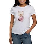 Sweetheart Cat Women's T-Shirt