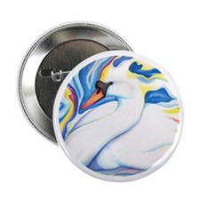 "Swan Song 2.25"" Button"