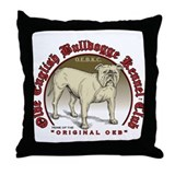 OEBKC Throw Pillow