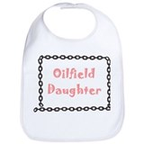 Oilfield Daughter Bib