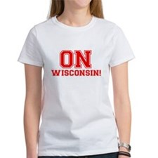 On Wisconsin Women's T-Shirt