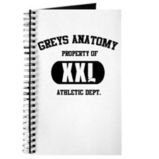 Grey's Anatomy Journal
