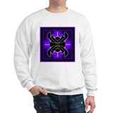 Naumaddic Arts Logo - Purple - Sweatshirt
