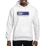 Login Hooded Sweatshirt