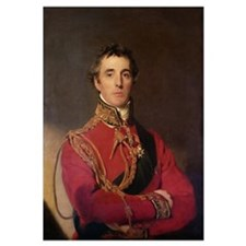 Portrait of Arthur Wellesley (1769-1852), 1st Duke
