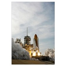 Space Shuttle Endeavour lifts off from Kennedy Spa