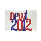 newt 2012 Rectangle Magnet (10 pack)
