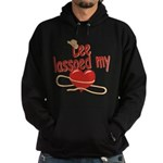 Lee Lassoed My Heart Hoodie (dark)