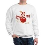 Lee Lassoed My Heart Sweatshirt