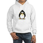 Bling penguin Hooded Sweatshirt