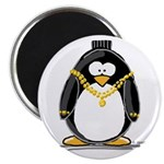 Bling penguin Magnet