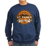 Mt. Rainier Pumpkin Jumper Sweater