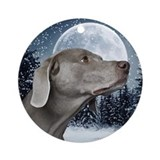 Weimaraner Ornament