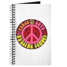 Peace, Love, Nursing School Journal