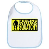 Finding Bigfoot - Squatchy Bib