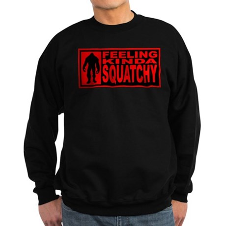 Finding Bigfoot - Squatchy Sweatshirt (dark)