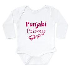 Makhan's Long Sleeve Infant Bodysuit