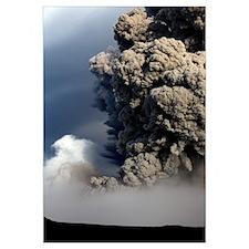 Eyjafjallajkull eruption Iceland