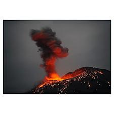 Krakatau eruption Sunda Strait Indonesia