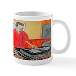 El DJ Booth Mug