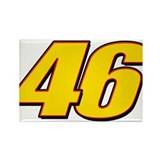 VR46RL3 Rectangle Magnet (100 pack)