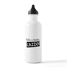 Vada a bordo, CAZZO! Water Bottle