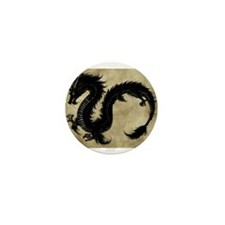 2012 - Year of the Dragon Mini Button (10 pack)