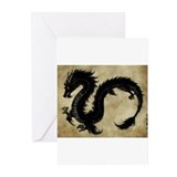 2012 - Year of the Dragon Greeting Cards (Pk of 10
